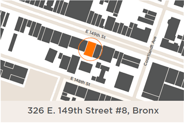 Bronx Docs Grand Concourse Map